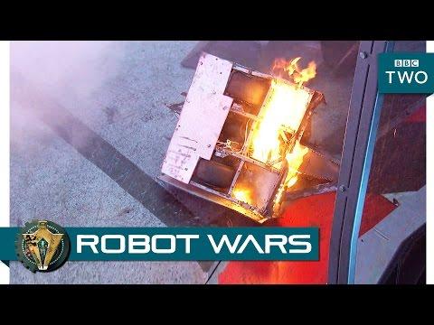 Robot Wars: Episode 5 Battle Recaps - BBC Two