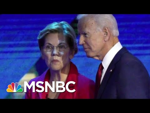 Elizabeth Warren Narrows Gap With Joe Biden In New Polling | Morning Joe | MSNBC