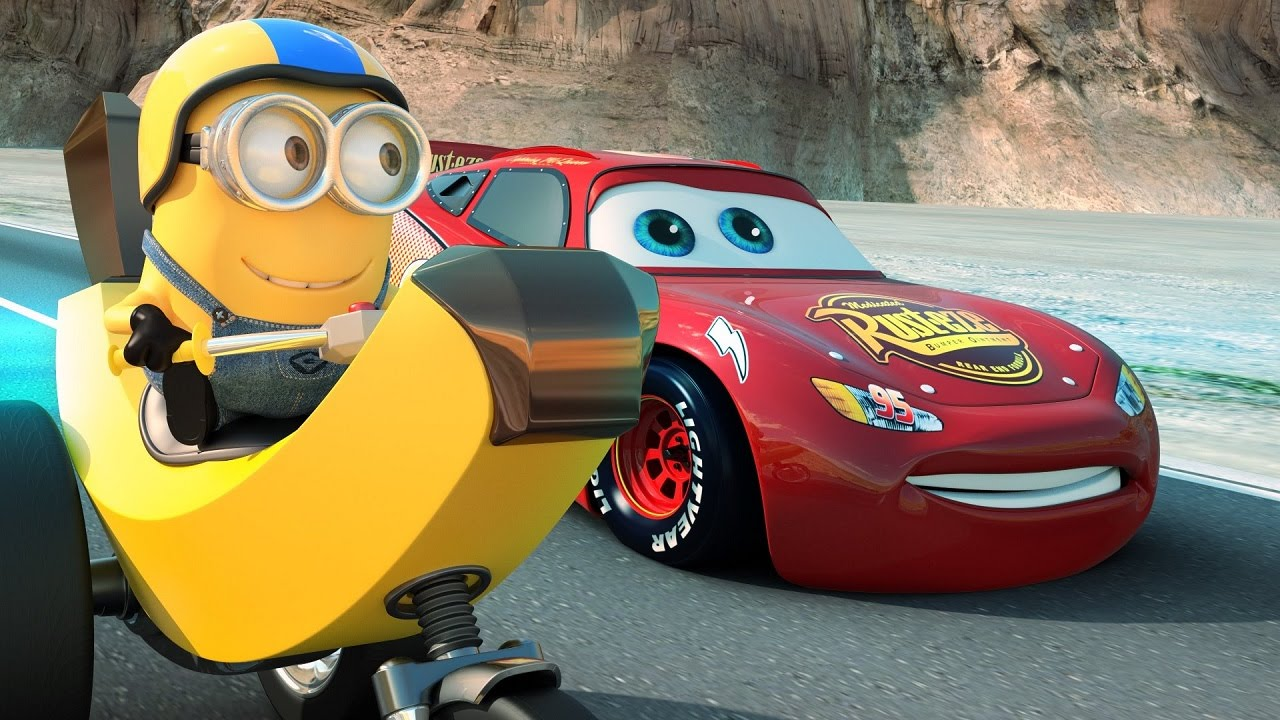 lightning mcqueen videos for kids - cars 2 the video game ...