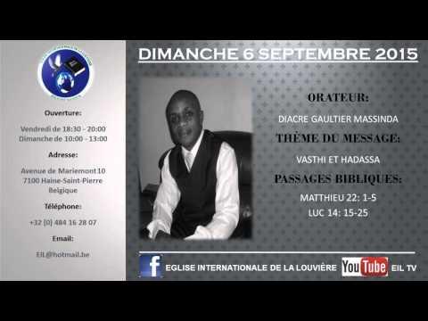Diacre Gaultier Massinda  - Vasthi et Hadassa thumbnail