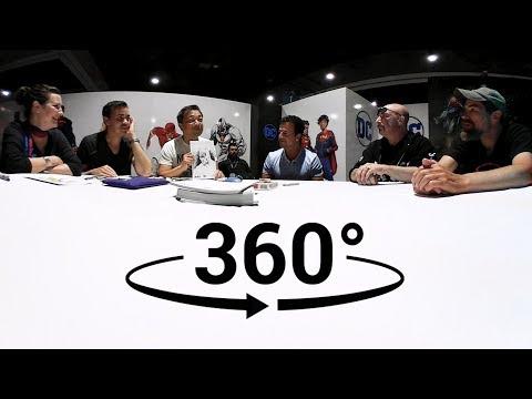 DC Artist Master Class: Jim Lee, Greg Capullo, Amanda Conner, Tony Daniel, Andy Kubert, John Romita