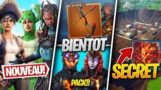 NEW SKINS, LAVE PACK, ARC EXPLOSIVE - More on FORTNITE! (Fortnite News)