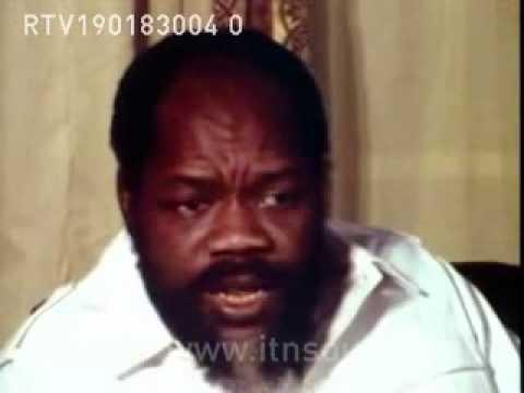 Ojukwu advocates an Igbo becoming president of Nigeria.