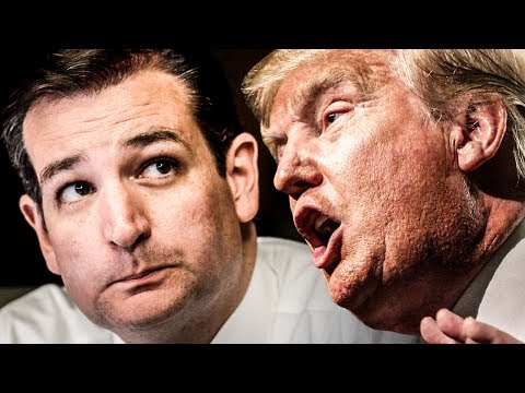 Sniveling Ted Cruz Sucks Up To Trump In The Most Disgusting Way
