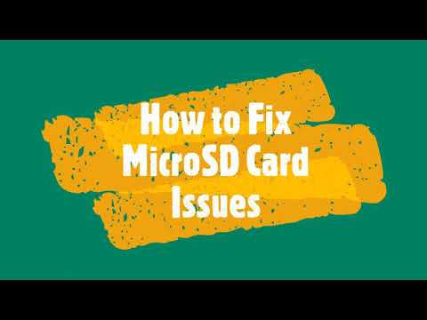 How to Fix MicroSD Card Issues in Android Device