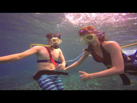Molokini Snorkeling Four Winds Maui 2015