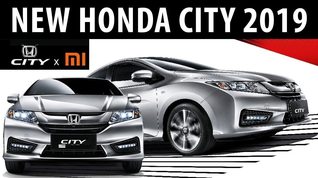 Wow 2019 New Honda City