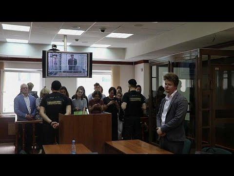 Егора Жукова оставили в СИЗО