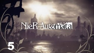 Nier Automata (PS4) Route A Part 04: Completing Sidequests #1