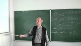 Theoretische Informatik Vorlesung Nr. 10