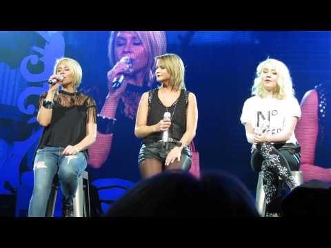 Miranda Lambert, RaeLynn, Gwen Sebastion