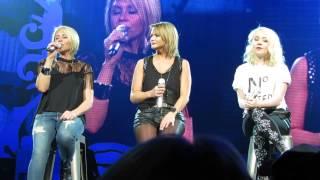 """Miranda Lambert, RaeLynn, Gwen Sebastion """"Cowboy Take Me Away"""" Live"""