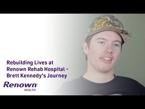 Rebuilding Lives at Rehab Hospital - Brett Kennedy's Journey