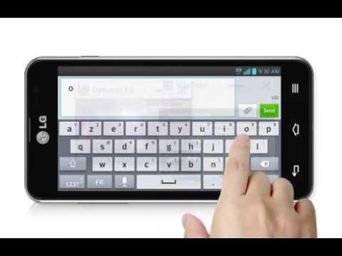LG Optimus F5: QSlide
