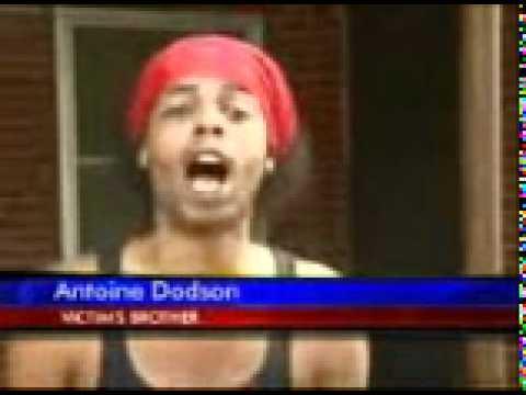 Antoine Dodson interview about the rapist in Lincoln Park, IL