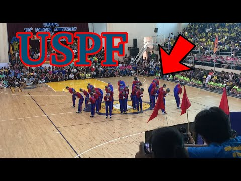 Cheerdance || USPF || INTRAMURALS 2018
