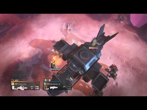 Helldivers Duo Impossible Bug Planet No Distract Beacons