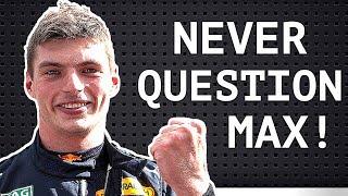 'Never Question Max' - Dutch Grand Prix: Assen vs Zandvoort - DRS Through Corners