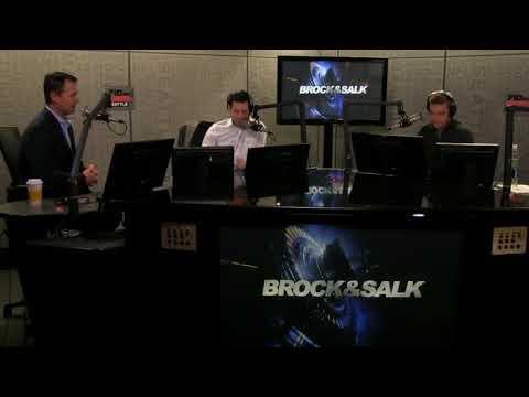Scott Servais in studio on Brock & Salk