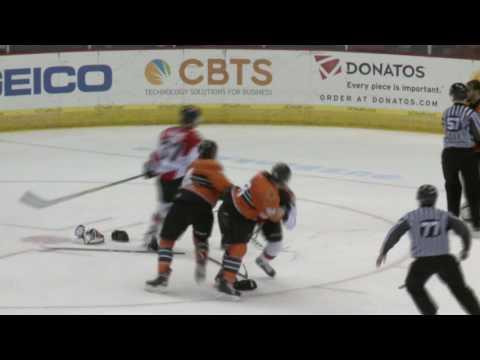 Cyclones TV: Highlights- 1/11 vs Quad City