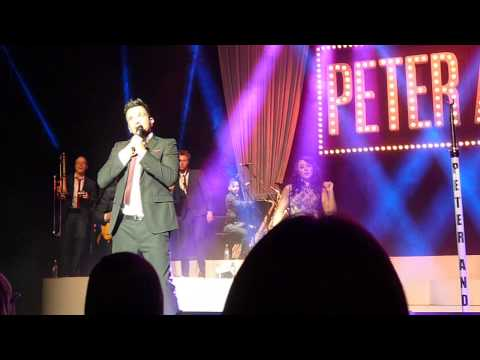 Peter Andre Big Night Tour, All Night All Right, Guildford