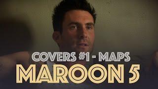 Video Covers #1 - Maroon 5 música Maps download MP3, 3GP, MP4, WEBM, AVI, FLV Juli 2018