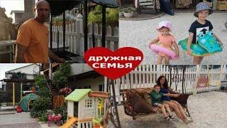 Влог: Отдых в Кирилловке|Море,пляж,шашлык|АУРЕЛЬ семейный коттедж|семейный канал Дружная семья