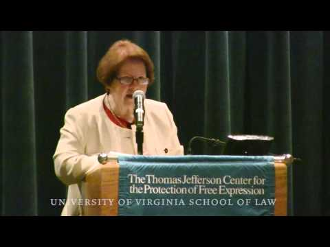 Marcia Coyle Delivers the Henry J. Abraham Distinguished Lecture at UVA Law