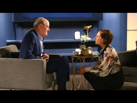 Richard Jenkins Tells Laurie Metcalf About Auditioning for Bruce Dern's 'Nebraska' Role
