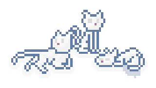 Как я делала кошек, ссылка в описании как скачать игру.