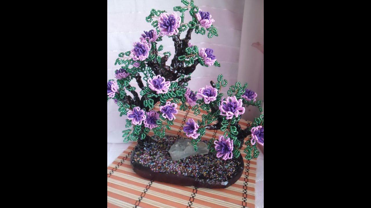 Как сделать цветущее дерево фото 318