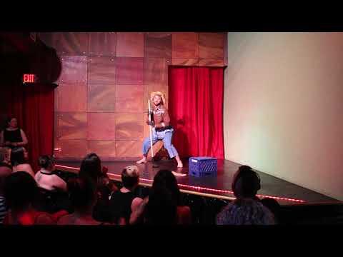 Boy Howdy - Burlesque 101 Summer 2018 - Rose City School of Burlesque