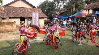 Seni Budaya Kuda Lumping Turonggo Tirto Kencono TTK Pringsewu