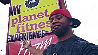 My Planet Fitness Experience