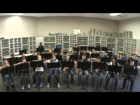 Still Still Still - Ranchos Middle School Advanced Band