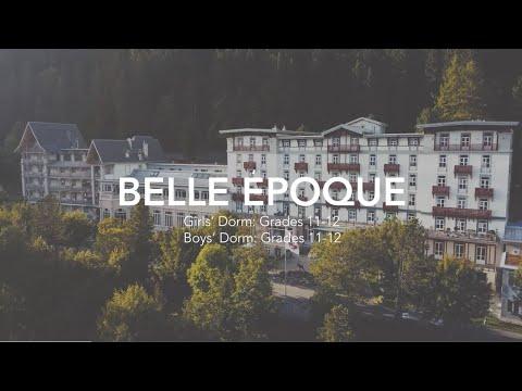 Belle Époque: Girls' And Boys' Dorm (Grades 11-12)