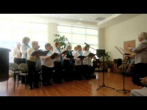 North End Jewish Folk Choir - Winnipeg - April 28, 2013