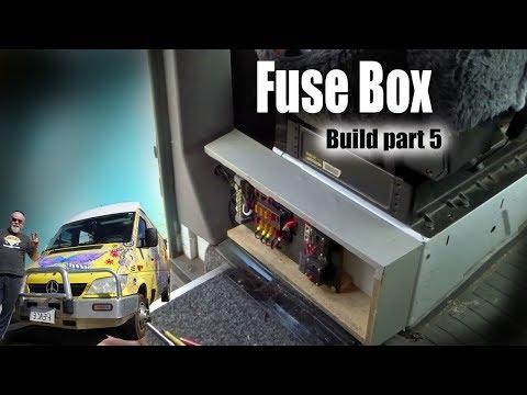 ambulance fuse box wiring diagram autovehicle sprinter conversion build 5 fuse box ambulance fuse box 12