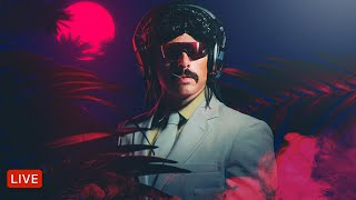 🔴Dr Disrespect - LIVE - PUBG Uninstalled.