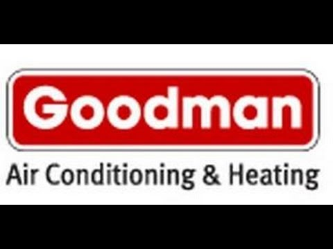 Goodman ac superheat chart
