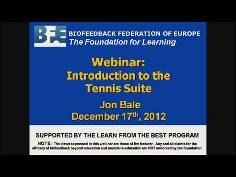 Intro to the Tennis Suite