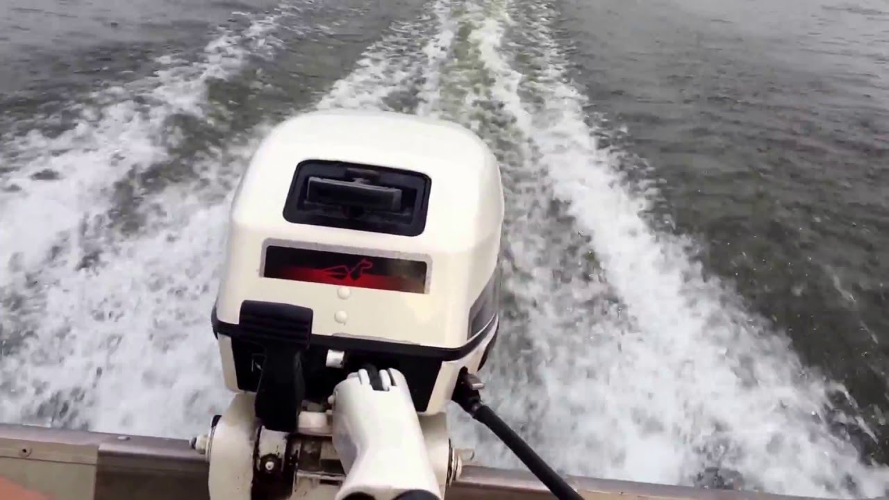 Johnson 15hp outboard
