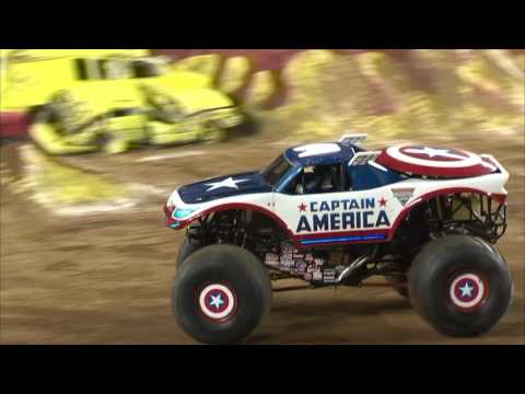 Monster Jam in Lincoln Financial Field - Philadelphia, PA 2012 - Full Show - Episode 2