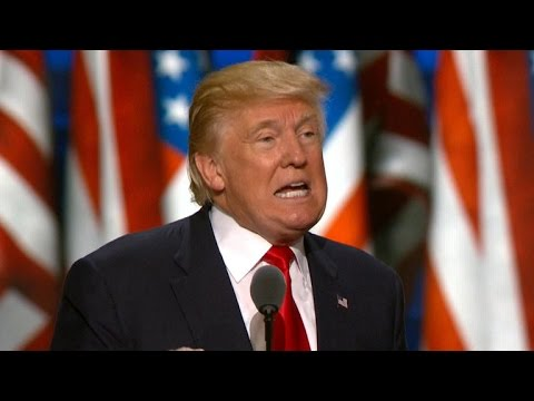 Watch : Trump on gay rights