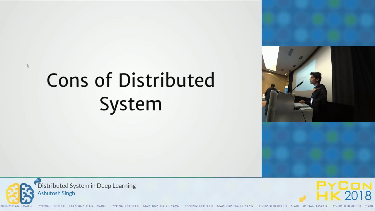 Image from Distributed System in Deep Learning