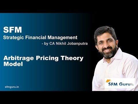 Arbitrage Pricing Theory (Portfolio) | CA Final SFM (New Syllabus) Classes & Video Lectures