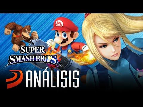 """Análisis de Super Smash Bros - """"Fantasía Nintendera"""""""