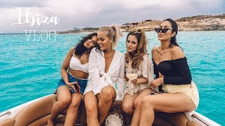 MY IBIZA vlog - Party and fun with my girls!