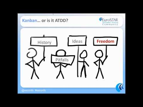 Test script-free validation in a regulated environment: Kanban Style - EuroSTAR - Andy Glover