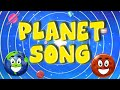 Planet Song | The Solar System Song | Preschool Learning | Kid Songs and Nursery Rhymes